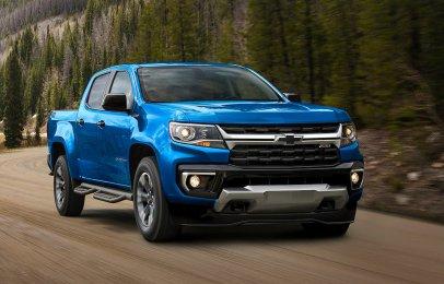Chevrolet Colorado 2021 Reseña - Ideal para la conducción fuera del asfalto
