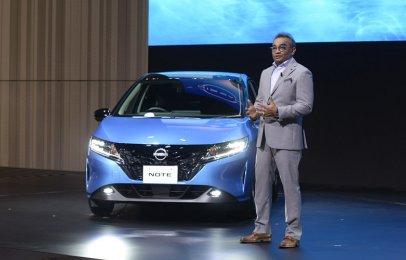 Nissan revela en Japón el nuevo Note completamente eléctrico