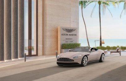 ¡Qué ganga! Compra un departamento y de regalo va un Aston Martin