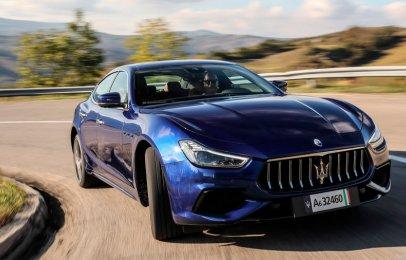 Todos los modelos de Maserati serán eléctricos para 2025
