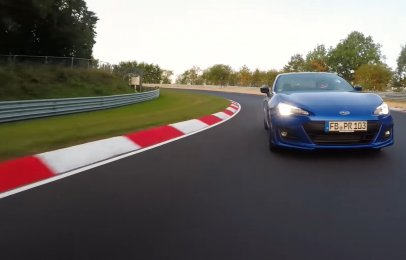 Video: El Subaru BRZ Final Edition marca su vuelta en Nürburgring
