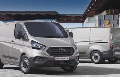 Ford Transit Custom 2021 Reseña - Ampliamente capaz en el trabajo diario