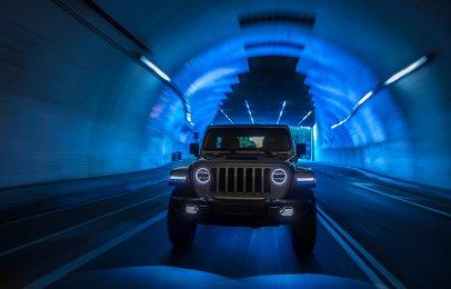 La Jeep Wrangler 4xe 2021 es nombrada Green SUV of the Year