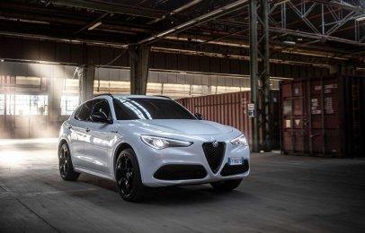 Alfa Romeo revela la versión Veloce Ti de la Stelvio 2021