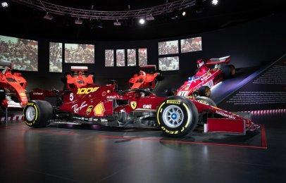 Una réplica del Ferrari SF1000 se vendió por 1,272,000 euros