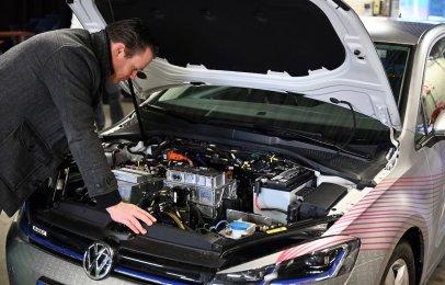 Bosch presenta nueva caja de cambios CVT para autos eléctricos