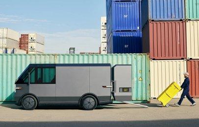 Video: Canoo presentó su van comercial MPDV