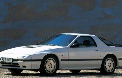 Mazda volverá a crear nuevas partes para el RX-7