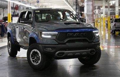 La Ram 1500 TRX arranca su producción en Estados Unidos