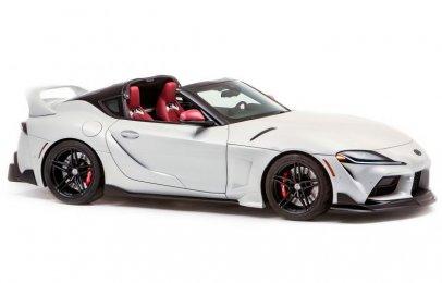 Toyota GR Supra Sport Top, un one-off con techo removible