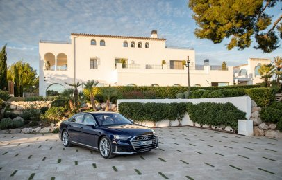Audi S8 2021 Reseña - Desempeño y lujo en un solo lugar