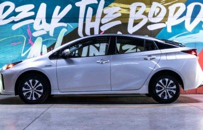 Toyota Prius 2021