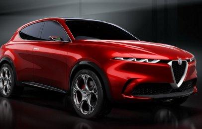 La Alfa Romeo Tonale sería revelada en otoño