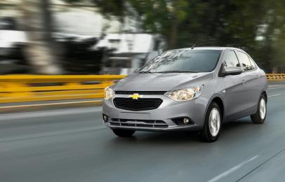 Chevrolet Aveo 2021 Reseña - Un sedán sencillo pero funcional