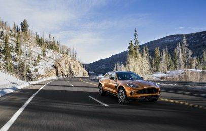 Aston Martin hace recall de la DBX en Estados Unidos