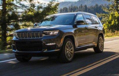 Video: Jeep Grand Cherokee L 2022, nueva cara y nuevas tecnologías