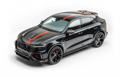 Mansory tiene una nueva interpretación de la Audi RS Q8