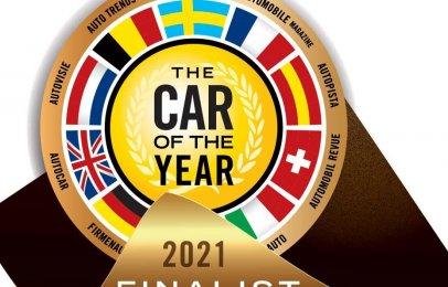 """Estos son los finalistas para """"Auto del Año 2021"""""""