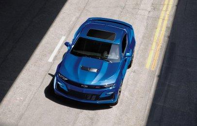 Chevrolet Camaro 2021 Reseña - Puro músculo
