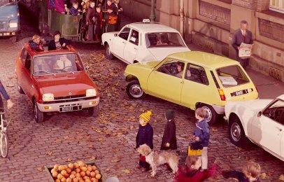 Renault también apostará por diseños retro para sus autos eléctricos