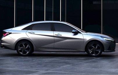 El Hyundai Elantra ganó el North American Car of the Year 2021