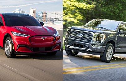 Ford se lleva los premios North American Truck y North American Utility of the Year