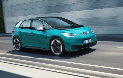 Grupo Volkswagen ya rivaliza con Tesla en su propio terreno