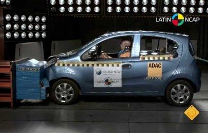 Los autos más seguros en México