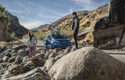 Ford EcoSport 2021 Reseña - Una SUV lista para toda ocasión