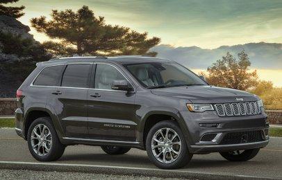 Jeep Grand Cherokee 2021 Reseña - Ideal para viajes familiares