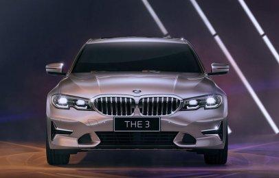 BMW Serie 3 Gran Limousine, mayor tamaño y lujo para la India