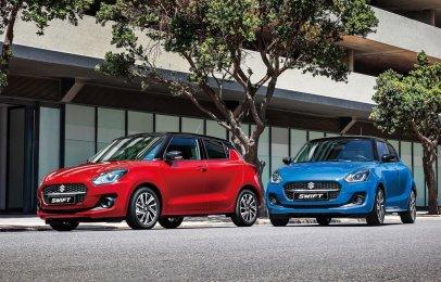 Suzuki Swift 2021 Reseña - Pequeño, renovado y con buen consumo