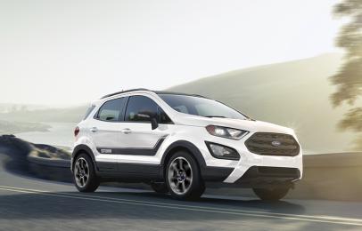 La Ford EcoSport estrena edición especial en México