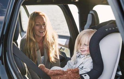 Los mejores autos para mamás primerizas