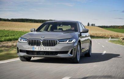 Los BMW Serie 3 y Serie 5 estrenan nueva versión híbrida