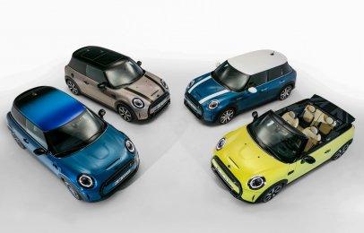 El Mini Cooper 2022 se presenta con actualizaciones importantes