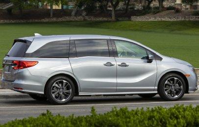 Honda Odyssey 2021 Reseña - Comodidad y estilo para las familias más numerosas