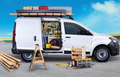 Renault Kangoo 2021 Reseña - El vehículo que se adapta a prácticamente cualquier negocio