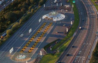 Hyundai y Urban Air Port trabajan en aeropuerto para autos voladores