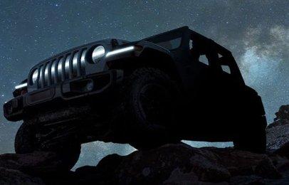 El concepto de la Jeep Wrangler eléctrica se presentará en marzo