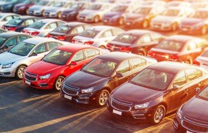 Cuántos autos nuevos se venderán en EEUU en 2021