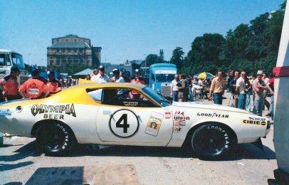 La curiosa historia de los autos Nascar que corrieron en Le Mans