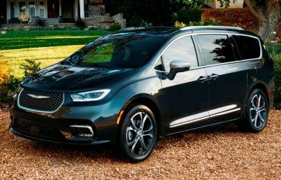 Chrysler Pacífica 2021 Reseña - El confort nunca pasa de moda