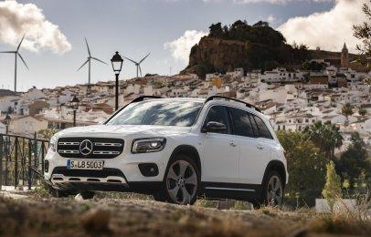 Mercedes-Benz GLB 2021 Reseña - Para las familias que gustan de lujo