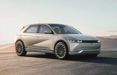 Hyundai revela la Ioniq 5, una SUV eléctrica muy estilizada