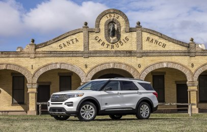 Ford añadirá variante King Ranch a la Explorer