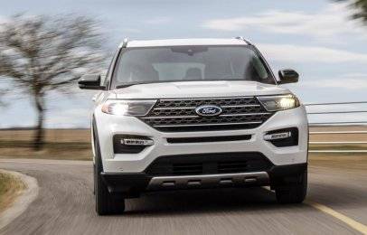 Ford Explorer King Ranch 2021