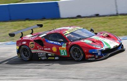 Ferrari confirma su participación en Le Mans 2023 con un hypercar