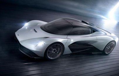 Aston Martin Valhalla usará motores de Mercedes-AMG