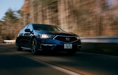 Honda Legend EX, el primer auto comercial con nivel 3 de conducción autónoma